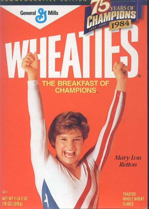 mary lou retton wheaties box1 Four months ago I completely quit lying. Heres how it dramatically and positively transformed my life.