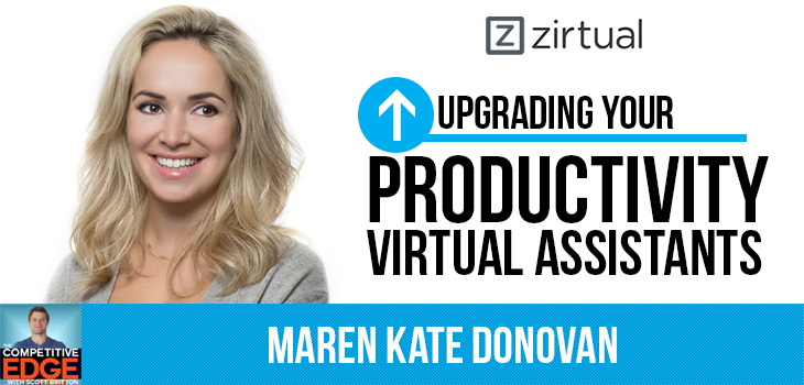 Upgrading Your Productivity Using Virtual Assistants with Maren Kate Donovan – TCE 041